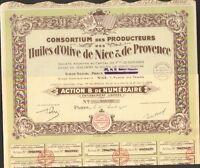 Huiles D'olive De Nice & De Provence (nice 06) (o)