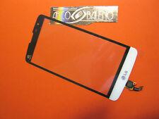 VETRO + TOUCH SCREEN ORIGINALE 100% per LG L BELLO D331 BIANCO PER LCD DISPLAY
