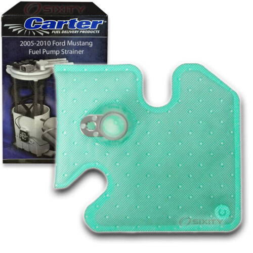 zn Carter Fuel Pump Strainer for 2005-2010 Ford Mustang 4.6L V8 4.0L V6