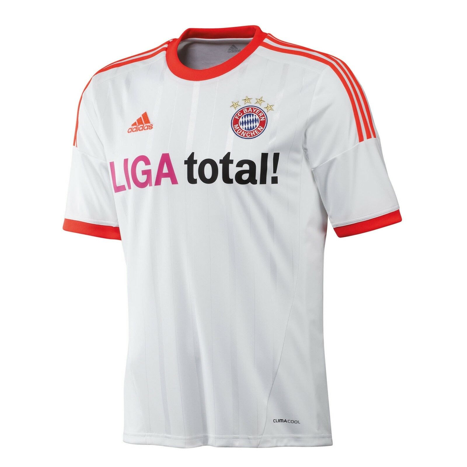 Trikot Adidas Triple FCB Away 2012 2013 München Bayern FC