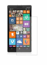 2 x Clear LCD Screen Protector Film Foil Saver For Nokia Lumia 930 (RM-1045)
