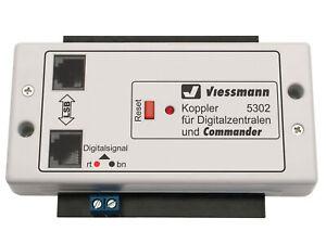 Viessmann-5302-Acoplador-Nuevo