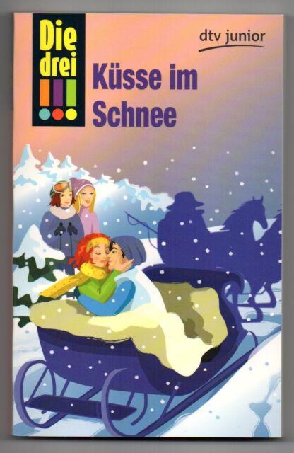 Die drei !!! - Küsse im Schnee von Henriette Wich * Taschenbuch Neuwertig