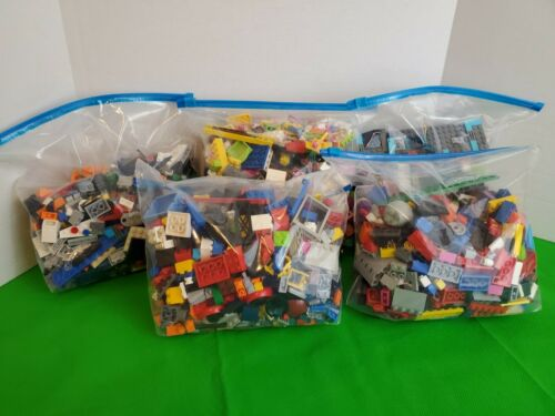 1.5lb lots Genuine Blocks Bricks Parts Random Assortm Random Lego Lots LEGOS
