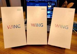 BNEW/SEALED LG Wing 5G 128GB - Black