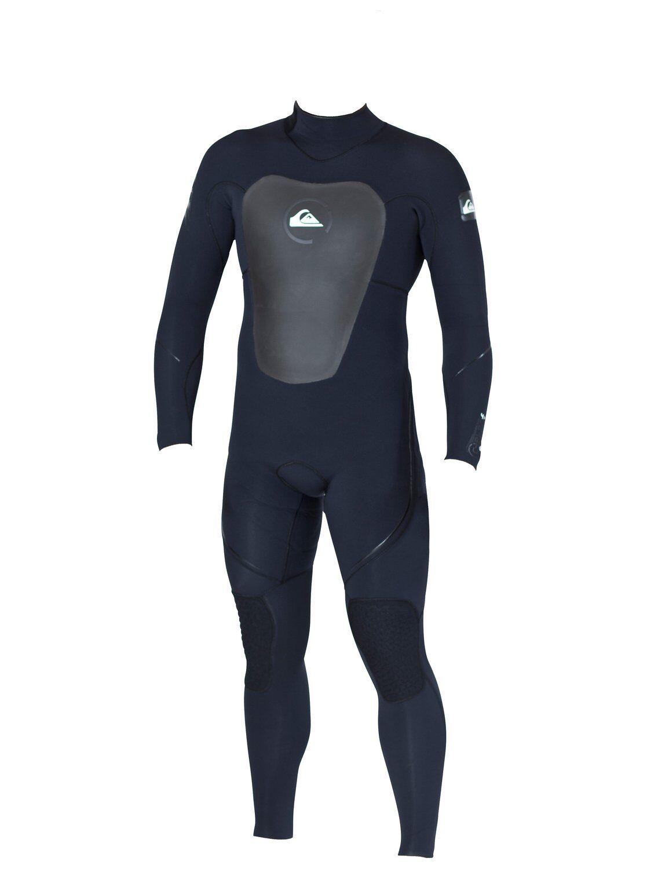 Quikzilver Cypher Hydrocack 4 3 Back Zip man's afmeting XXL --wetsuit nieuwe NWT