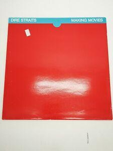 LP-Dire-Straits-Making-Movies-von-1980-Schallplatte-Vinyl