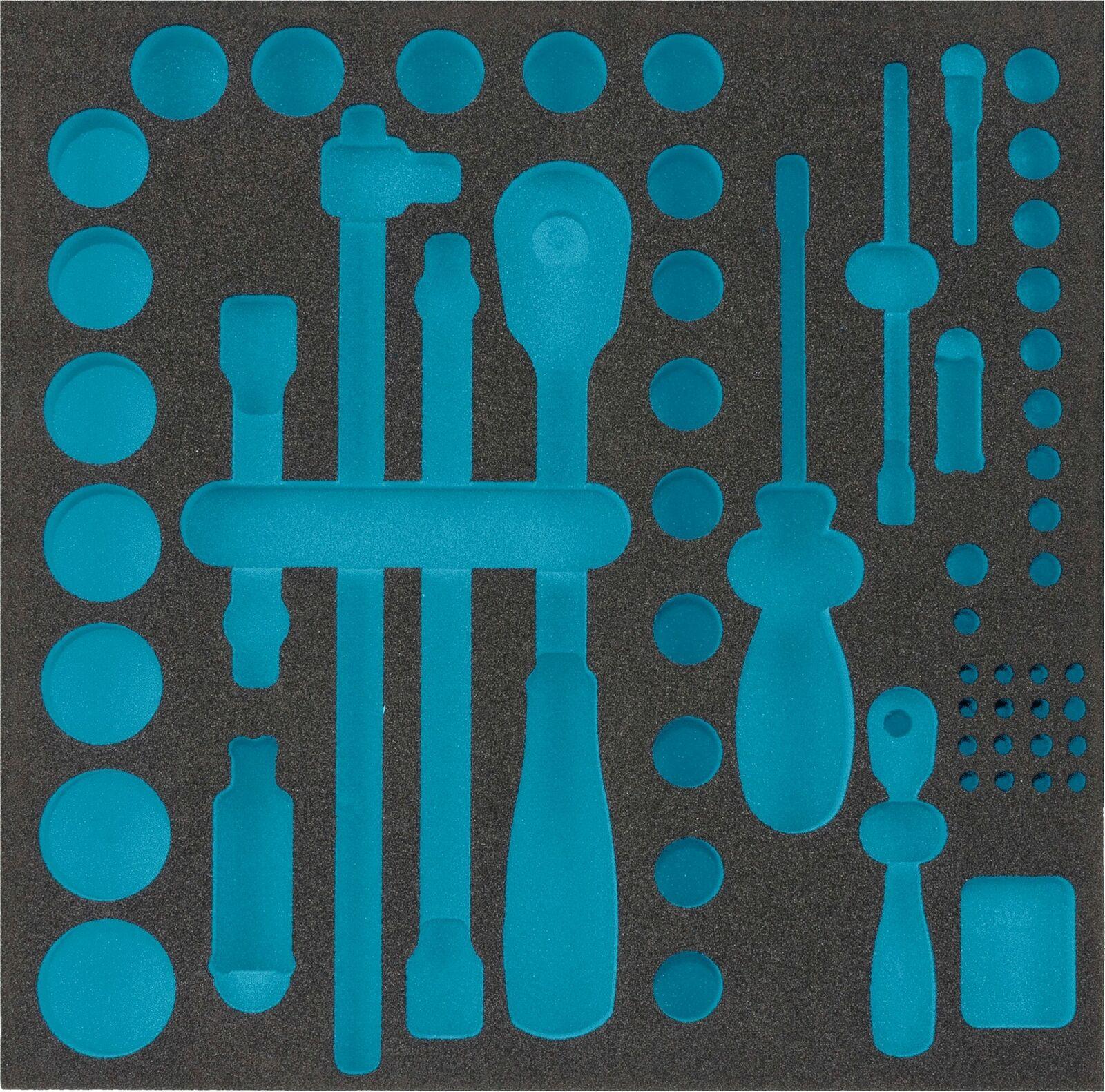 HAZET 2-component soft foam insert 163-224L
