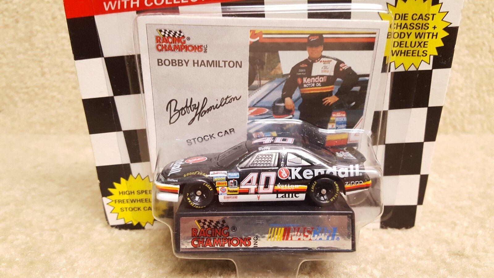 New 1994 Racing Champions 1 64 NASCAR Bobby Hamilton Kendall Pontiac Grand Prix