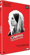 "DVD ""LE MEPRIS""  Brigitte Bardot, Michel Piccoli, NEUF SOUS BLISTER"