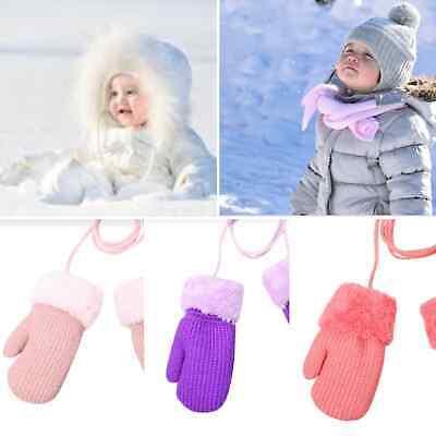 BOYS GIRLS MITTENS TODDLER GLOVES WARM KIDS CHILDREN/'S AGE 12-36MHTS