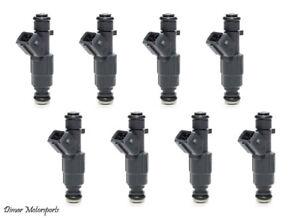 Details about Lifetime Warranty UPGRADE Fuel Injector Set 340HP Sterndrive  BRAVO MPI V8 7 4L