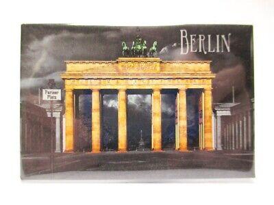 Berlin Foto Magnet 8 Cm Souvenir Germany Pariser Platz ...
