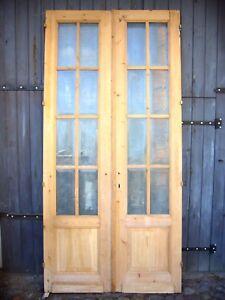 Details zu Oberlicht Glastüre Fenster Spiegel Türe Sprossenfenster Windfang  Türen Tür