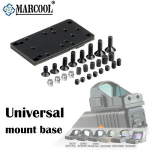 Universal-Sight-Mount-Base-Plate-for-RMR-Red-Dot-Sight-Pistol-Glock-MOS-Airsoft