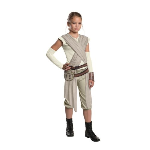 Star Wars The Force Awakens Deluxe Rey Child Costume