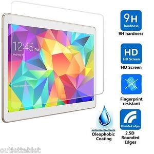 "Protector pantalla cristal templado tablet Samsung Galaxy Tab a 2016 10.1"" T580"