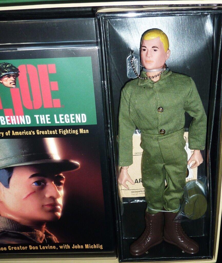 GI Joe Action Soldier Masterpiece Edition NRFB  DP9454