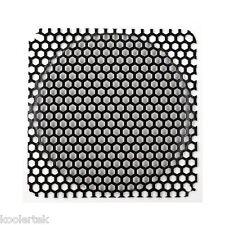 140mm Black Steel Mesh Computer PC Case Fan Filter / Grill / Guard (Honeycomb)