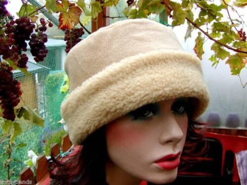Fleecemütze Lammfelloptik Farbauswahl Wintermützen Damen Mütze Damenhüte Winter