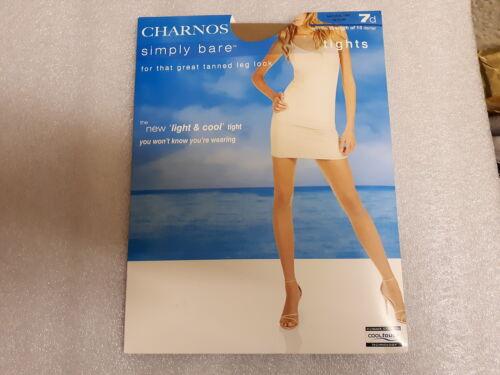 Charnos Simply Bare 7 Denier Medium Natural Tan Tights