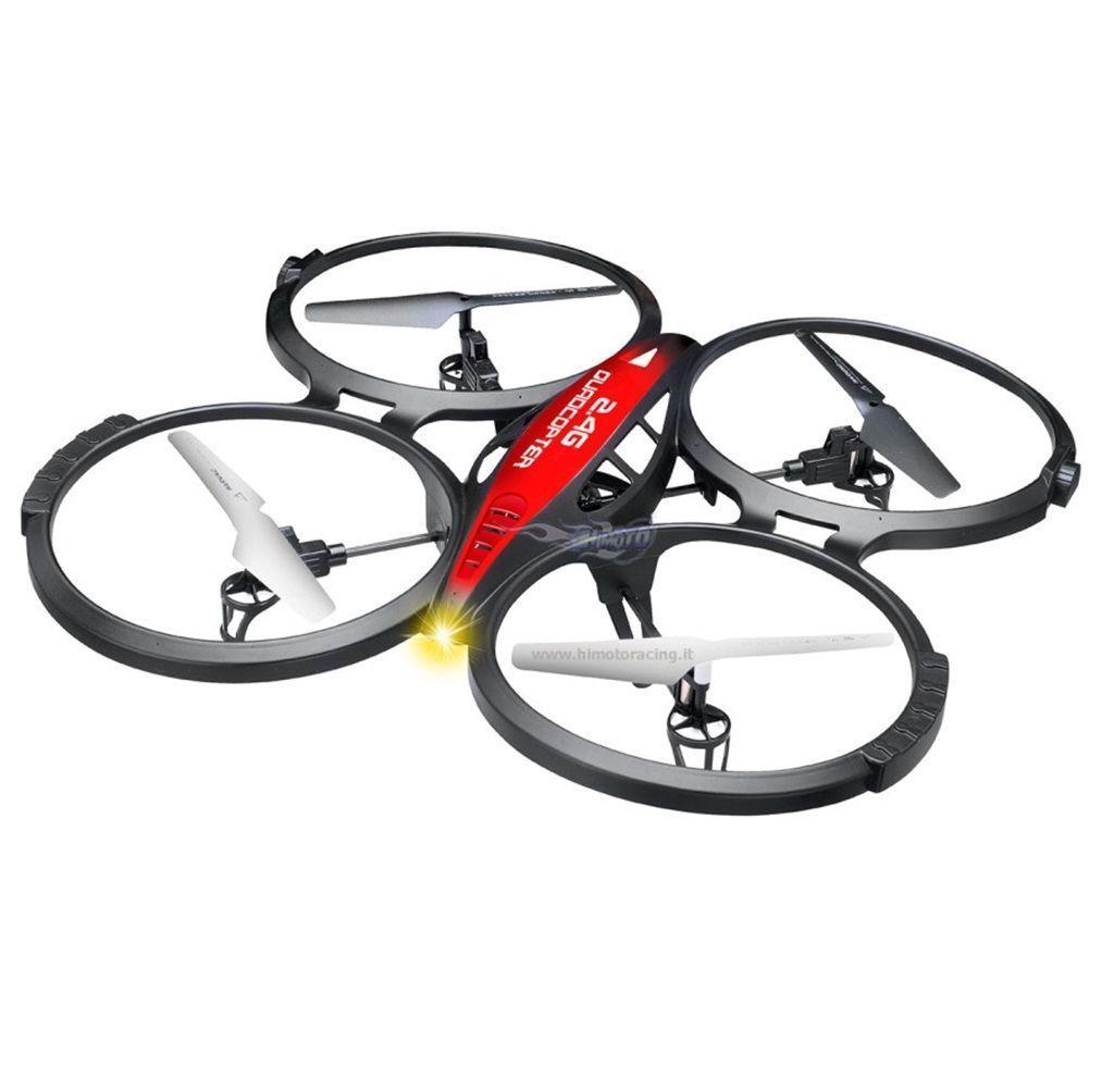 Elicottero  Elicotterino Drone Quadricottero Spider Himoto 2.4ghz 3D HI6036  fabbrica diretta