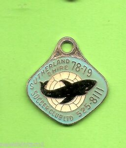 Details about #D240  1978-79 SUTHERLAND SHIRE SOCCER CLUB MEMBER BADGE #351