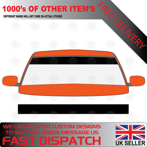 Car Stickers Uk Ebay