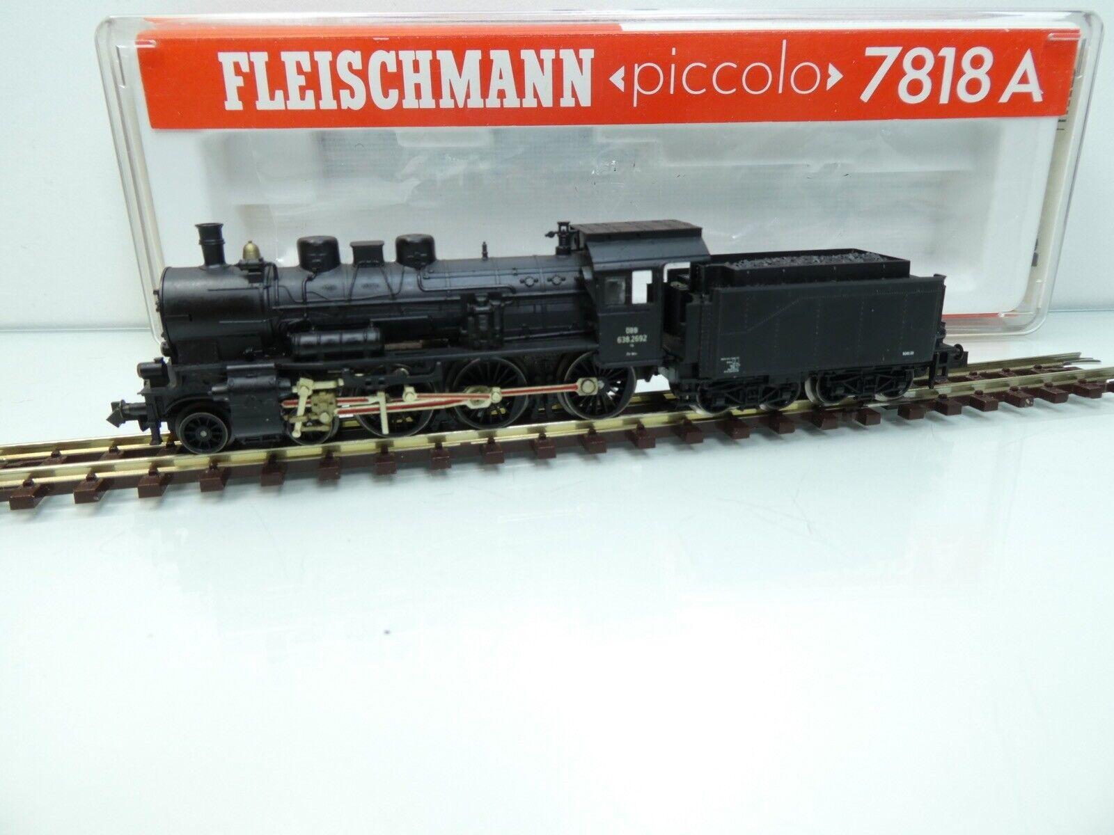 Fleischuomon 7818A - Spur N - ÖBB - Dampflok 638 2692 - TOP in OVP -  1848