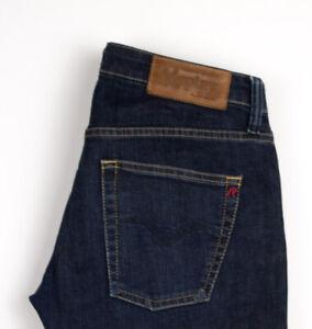 Replay Damen Stretch Jeans Gerades Bein Größe W30 L34 AOZ917