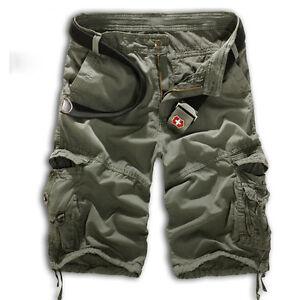 herren sommer shorts herrenhose bermuda kurze freizeit. Black Bedroom Furniture Sets. Home Design Ideas