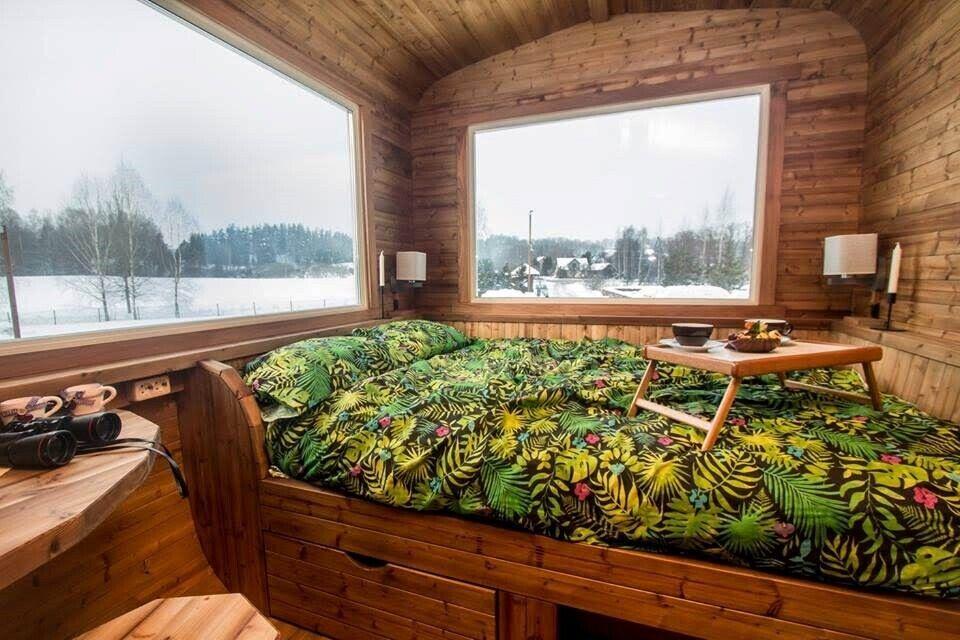 Mobil hytte / minihus / sommerhus