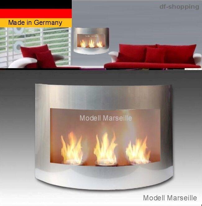 Gel- e Etanolo-Camino Marseille-plata   bio etanolo fireplace caminetti kamin