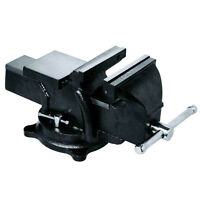 BESSEY 6-in Cast Iron Workshop Vise BV-HD60 Tools and Accessories