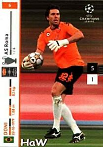 PANINI-Champions-League-2007-2008-07-08-Doni-Nr-6-AS-Rom