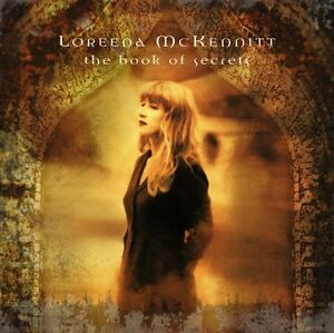 LOREENA-MCKENNITT-039-THE-BOOK-OF-SECRETS-039-CD-8-TRACKS-NEU
