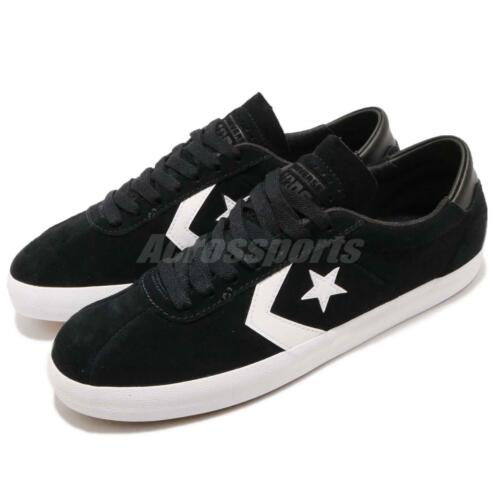 Women Sneakers Breakpoint Shoes Suede Low Men Black Converse 159577c White Pro Bxqw1pZS