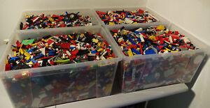 1-Kg-LEGO-KILOWARE-STEINE-PLATTEN-RADER-SONDERSTEINE-GEMISCHT-GEBRAUCHT-KILO