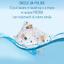 miniatura 4 - RS-Italy Cuscino Neonato Plagiocefalia Antireflusso Antisoffoco Traspirante 0-24