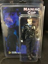 "DISTINCTIVE DUMMIES Maniac Cop  Custom 8"" figure SOLD OUT 35/50 Robert Z'Dar"