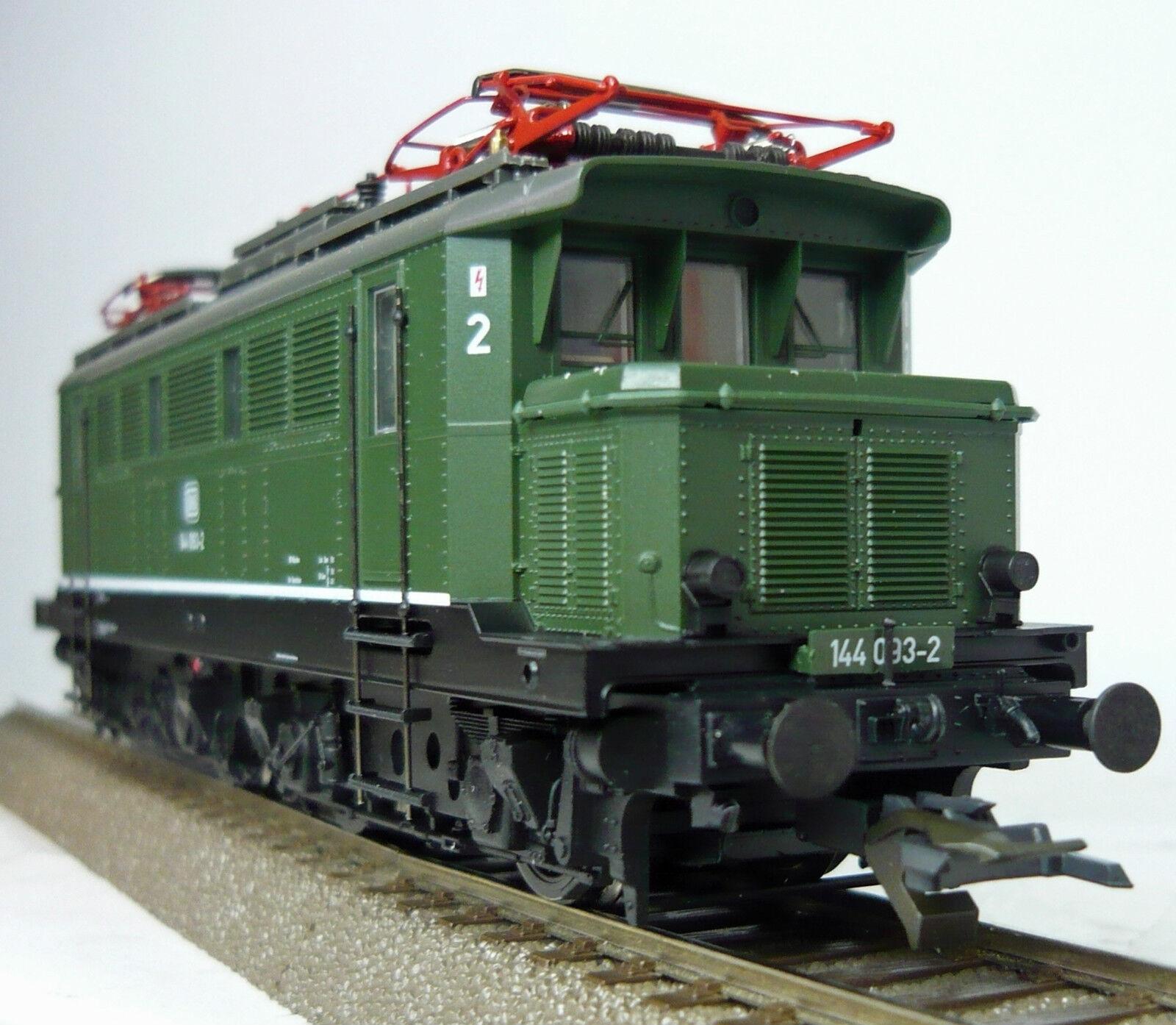 Roco 63614 ellok de la DB br 144 093-2 h0 nuevo & en embalaje original