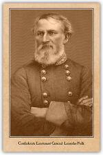 LEONIDAS POLK Confederate Lt General CIVIL WAR RP VINTAGE PHOTOGRAPH