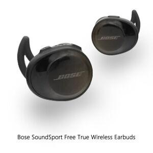 Bose SoundSport Free True Wireless Bluetooth Earphone Wireless In-Ear Headphones