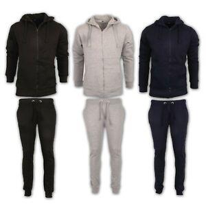 Chandal Para Hombre S M L Xl Full Set Top Pantalones Deportes Gym Jogging Informal Ebay