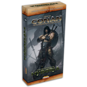 AGE OF CONAN ADVENTURES IN HYBORIA Expansion Board Game