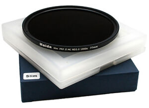 Haida-PRO-II-PROII-MC-Neutral-Density-Filter-ND-3-0-SLIM-1000x-77mm-77-mm