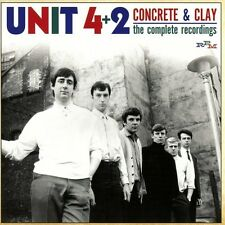 Concrete & Clay: The Complete Recordings 1964-1969 * by Unit 4+2 (CD, Feb-2014, 2 Discs, RPM)