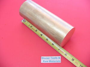 "5//8/"" Dia C360 Brass Solid Round Rod 12/"" Long New Bar Stock 1//2 Hard H02 10 Pcs"