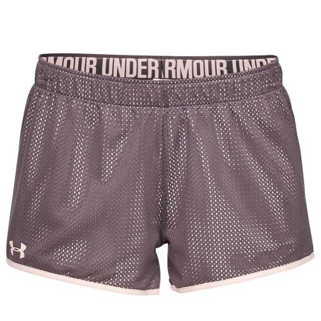 Under Armour Womens Play Up Reversible Shorts