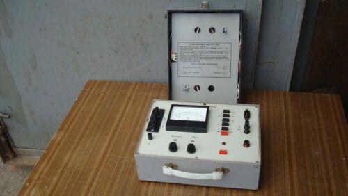 Megohmmeter 0 10 100 1000 10000 50000 Mohm 2500V Megger Insulation Resistance